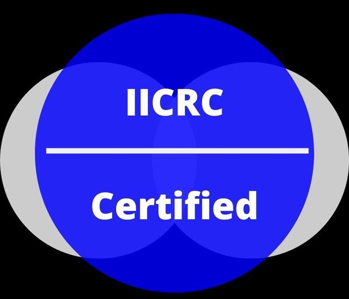 Logo of IICRC (The Institute of Inspection Cleaning and Restoration Certification)